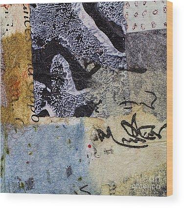 Japanese Poetry Wood Prints