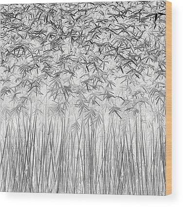 Bamboo Wood Prints