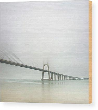 Coastal Highway Wood Prints