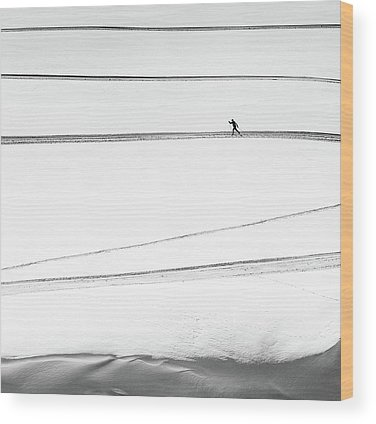 High Country Wood Prints