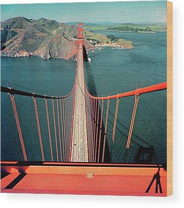 Bay Area Wood Prints