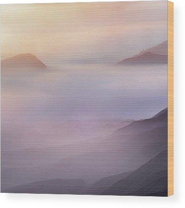 Dreamy Wood Prints