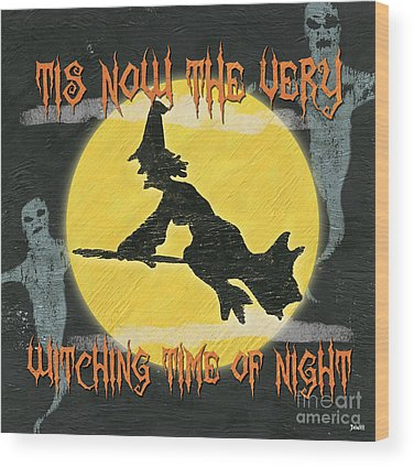 Witches Wood Prints