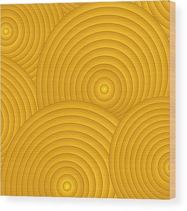 Swirly Wood Prints