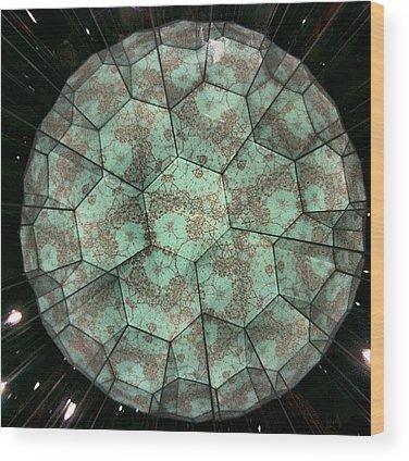 Science Fiction Wood Prints