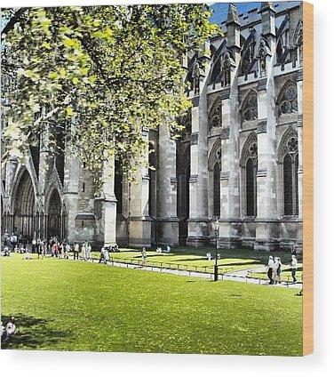 London2012 Wood Prints
