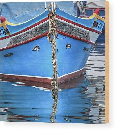 Gozo Wood Prints