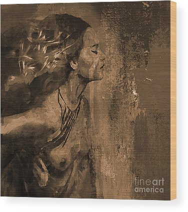 Erotic Wood Prints
