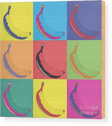 Banana Wood Prints