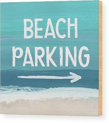 Beach Decor Wood Prints