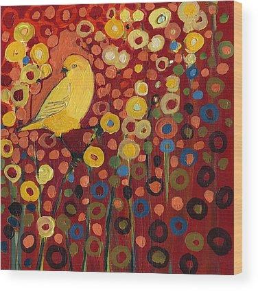 Canary Wood Prints