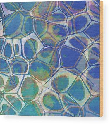 Colour Wood Prints