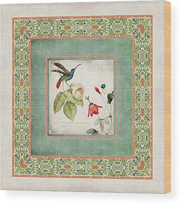 Persimmon Wood Prints