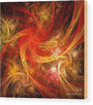 Fire Wood Prints