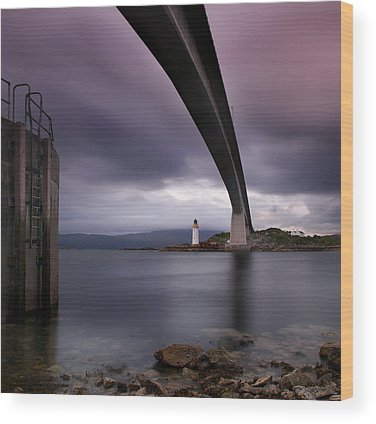 Bay Bridge Wood Prints