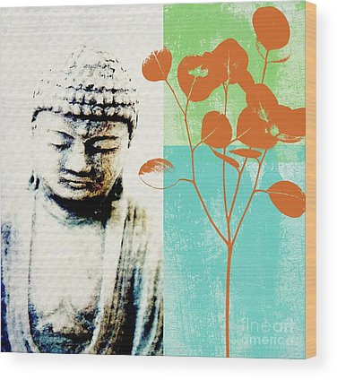 Buddhist Wood Prints