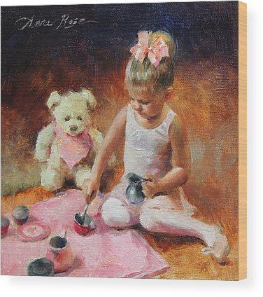 Teddy Wood Prints