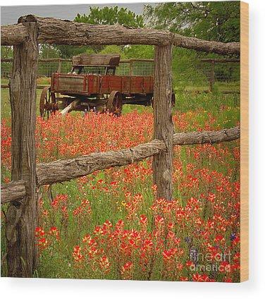 Wagon Wood Prints