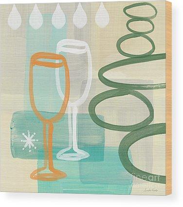 Drinks Wood Prints