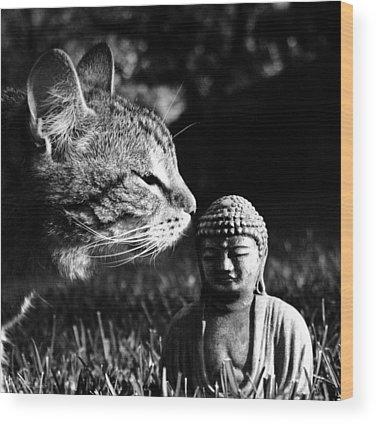 Buddha Wood Prints