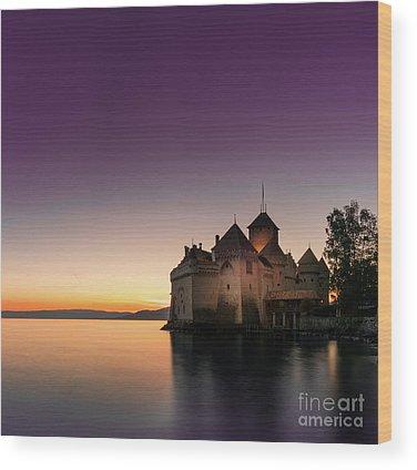 Schloss Wood Prints