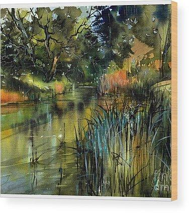 Norfolk Wood Prints