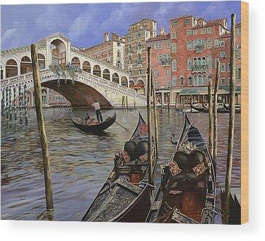 Rialto Wood Prints