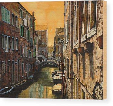 Grand Canal Wood Prints