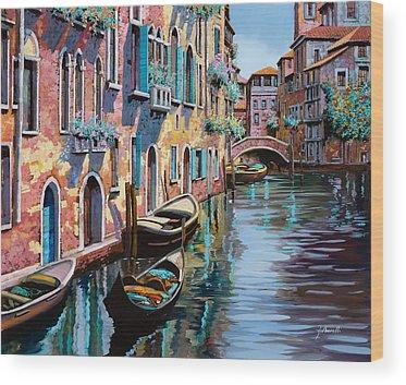 Venice Wood Prints