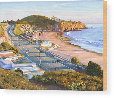 Newport Beach Wood Prints
