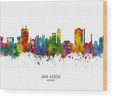 Arbor Wood Prints