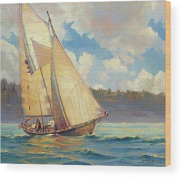 Sailor Wood Prints