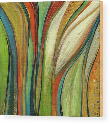Abstracts Wood Prints