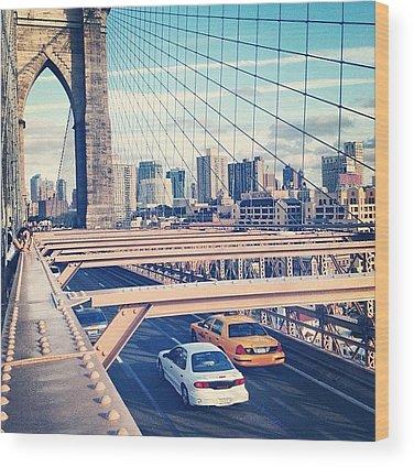 Newyorkcity Wood Prints