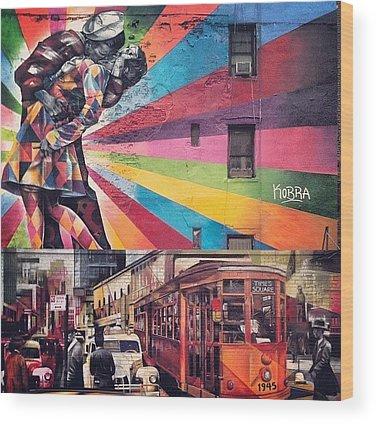 Harlem Wood Prints