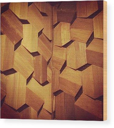 Instagram Wood Prints