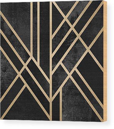 Graphics Wood Prints