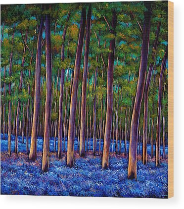 Forest Wood Prints