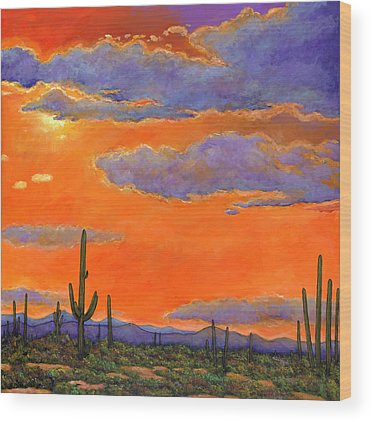 Southwest Wood Prints
