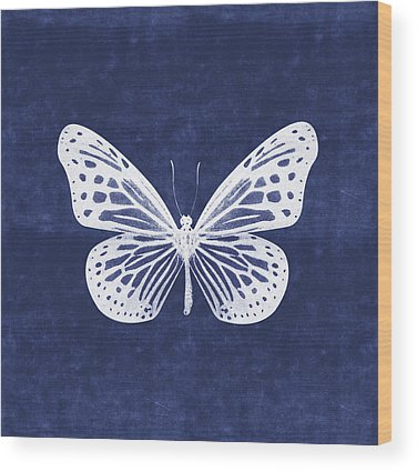 Nature Butterfly Wood Prints