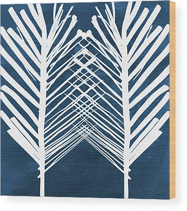 Tropical Wood Prints