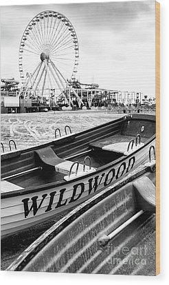 Cape May Wood Prints
