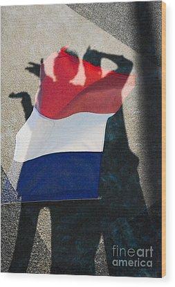 Vive La France Wood Prints