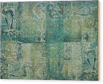 Mesopotamia Wood Print