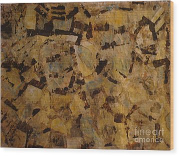 Provence I Wood Print