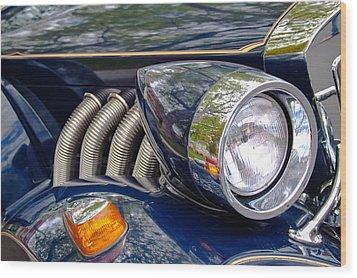 1982 Zimmer Golden Spirit Wood Print by David Patterson