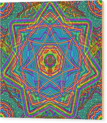 1 26 2014 Wood Print
