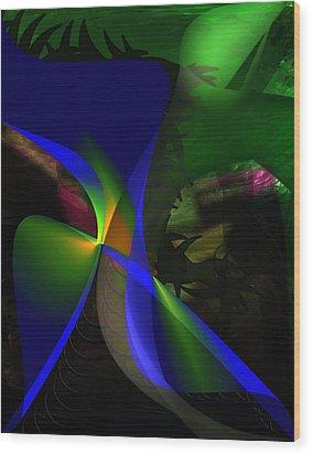 A Dream Wood Print by Gerlinde Keating - Galleria GK Keating Associates Inc