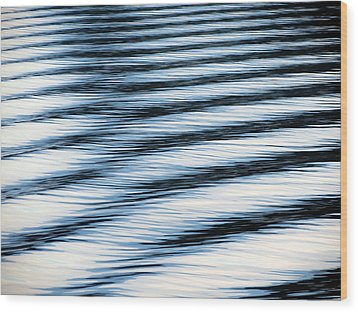 Wood Print featuring the photograph Awakening by Ramona Johnston