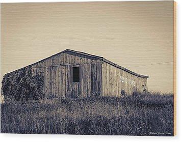 Barn Wood Print